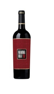 Mamma Mia! Red Blend 2015 750ml